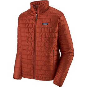 Patagonia Nano Puff Jakke Herrer, roots red